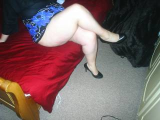 I want to bury my face in your delicious looking bottom