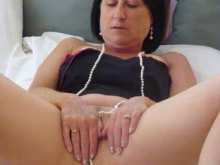 I know the feeling and love watching such a gorgeous hot horny woman play so very erotically is a huge turn on!!