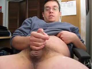 Wow awesome dude , so many shots of cum , your face showed how good it felt