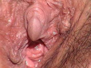 Now that is one clist that needs to be licked and sucked..WOW..SO NICE..made my mouth water and my COCK Hard..Thanks.