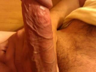 Nice cock pic...look yummy?