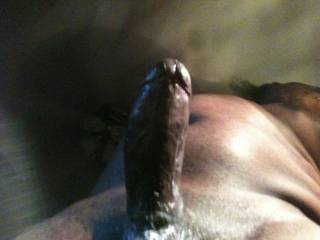 My married friend has taken this photo, she and i we\'re having sex and i have made her cum so good it turns her on seeing her cum on my member, so any takers want me to make their pussy all nice and creamy eat it off and kiss with me and share??