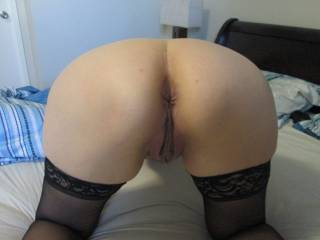 Just my butt