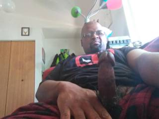 My black cock for you