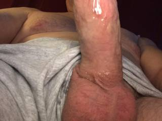 Results of wellhungtongue69\'s hot pics. She had me all horned up. Pre cum oozing like a sieve, heavy cum swollen balls. I really need to cum and wish she was here to work her magic mouth and long tongue on my throbbing hard cock and balls. Mmmmm