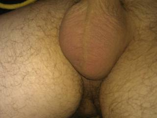 I would love to lick your smooth balls