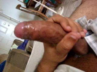 I would love to feel that cock deep in my pussy and feeling that cum dripping out of my tight wet pussy!