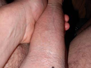 Do you want to see your name on my cock?