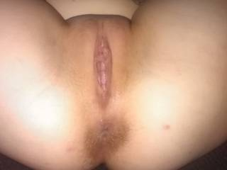 mmmmm.....Very yummy!  I could be there for a long time feasting on your pussy. I sure hope you are a squirter.
