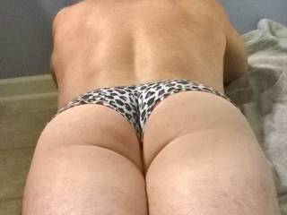 I think I have a pretty nice ass and I like to show it off. Who else likes this ass and wants it