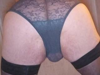 Bend me over and.......what? What would you do to me?