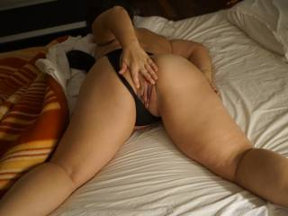 love to have you sitting on my face as your hubby fucks you