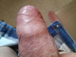 So Thick!! So Succulent too ..... I LOVE that its Un-Cut too mmm.  Naughty Lucy♥ -x-