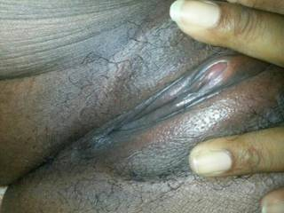 Mm very love to lick and tease your tight pussy with the head of my throbbing hard cock