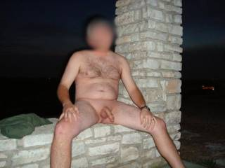 Great cock and balls! Wish I had the opportunity to hang out in public.