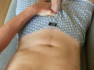 My veiny arm and my veiny cock, what do you think …