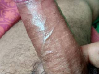 My 18 yr old hard veiny dick...virgin man...feeling so horny?...does anyone like it?...rate it please