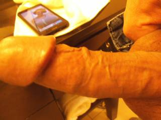 Old pics:  Hotel stay.  I just get horny after checking in.