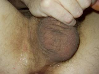 I luv to finger his ass while he jacks off ...