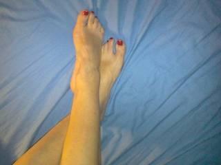 my gf feet...