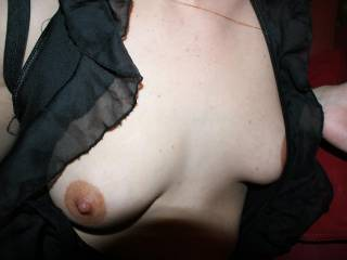 I find it hard to rank those beautiful tits behind your lovely behind. I think your entire body is your best asset.