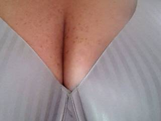 Milf giving me a tease on what's to cum