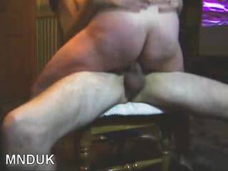 WOW WOW WOW What a fantastic vid and so horny, had my cock so hard and couldn't resist wanking myself off whilst watching you both mmmmmm. As for whos place would I like to be in, its got to be Mr MNDUK's but I'd be happy to leave you both there and squat up behind Mrs MNDUK and slip my cock inside her alongside Mr MNDUK, WOW. Thanks to you both for sharing this vid with us