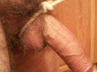 How hard would you tug on this rope?