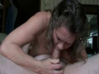 Love doing it 69 style, he is eating my pussy and making me cum twice, and I am deep throating that cock of his. Doesn\'t get much better than that. But wait he is not done with me yet. Fucks me into another orgasm and cums deep inside me. Did you like?