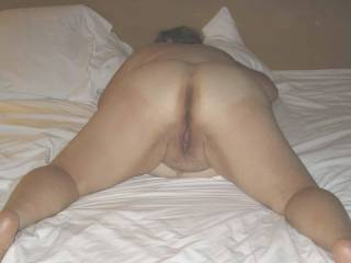 Pull those ass cheeks apart and fuck both of those hole deep and hard