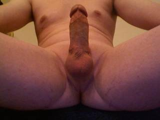 Oh my dear god...  Do I have the perfect place for that big beautiful cock!