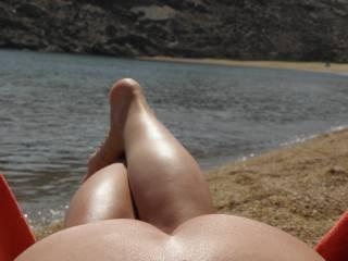 Greek beach,nudism