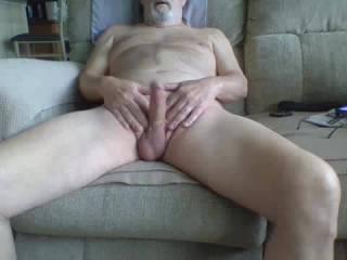 Another enjoyable masturbation session