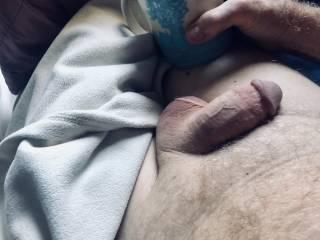 Early morning cuppa\' joe.