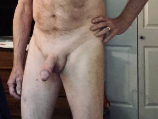 Posing Naked