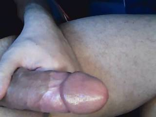 Play my big thick cock