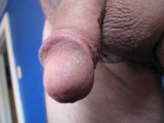 Want to straighten out my dangling dick?