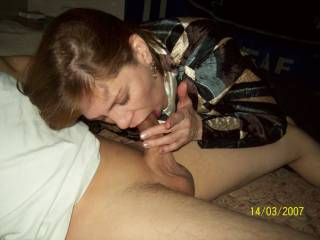 Cocksuckers are my favorite people. I love a woman who NEEDS to suck cock!