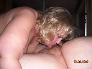 Mrs Daytonohfun from here on zoig taking me deep into her throat.  She is such a naughty woman!