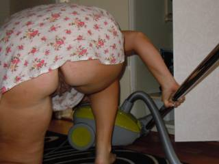 there is something wrong with the fucking vacuum cleaner ... and I long for the fun to do afterwards...