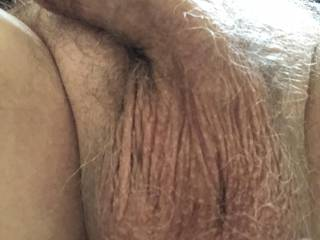 Full balls and soft cock. Just right for a hand job. Are you ready?