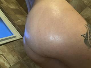 Smack that wet ass