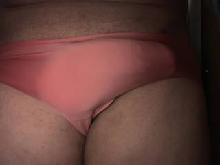 New panties and cocking