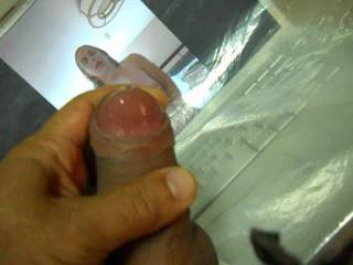 That was such an experience! It just felt like she was here and that we were cumming together... Hit me if you want to do the same!