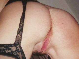 Open pussy and ass ready 4 you. Like what you see?