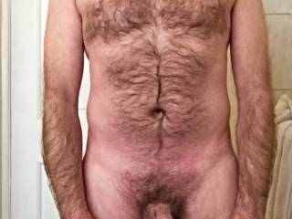 That is one hot and sexy harry body… and that big uncut cock is to die for