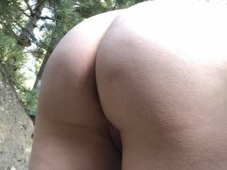 Love being naked outside