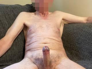 'He' looks very erect here !!