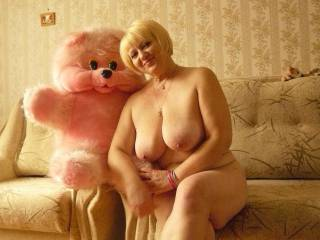 my mature wonderful, beautiful Lyudmila, she is 58 years old