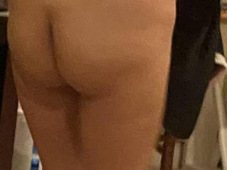 My cheating wife's ass